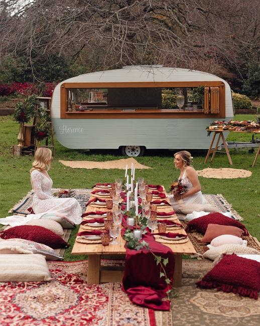 popup picnics central coast