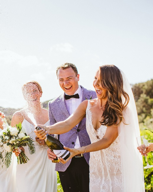 wedding day assistant central coast